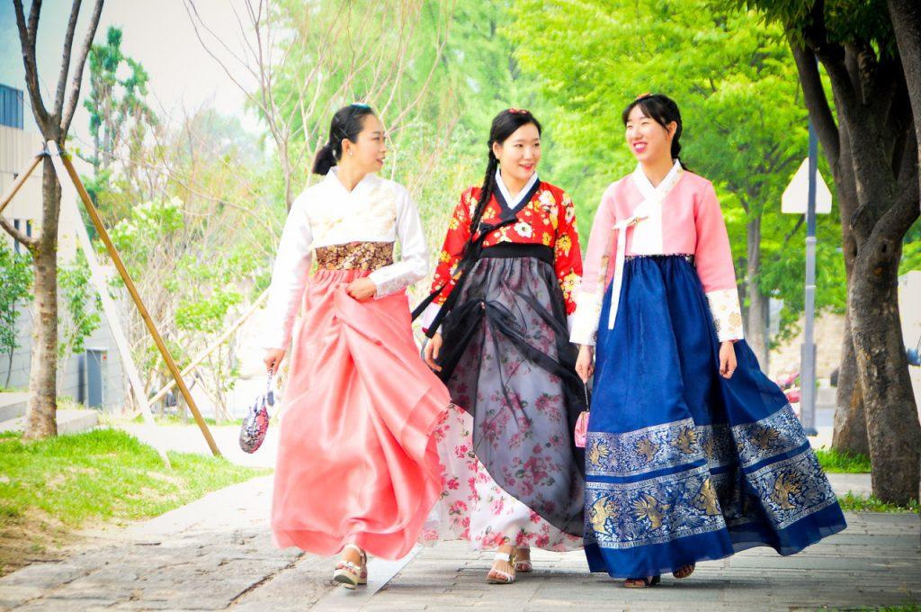 Hàn quốc có rất nhiều trường đại học nổi tiếng