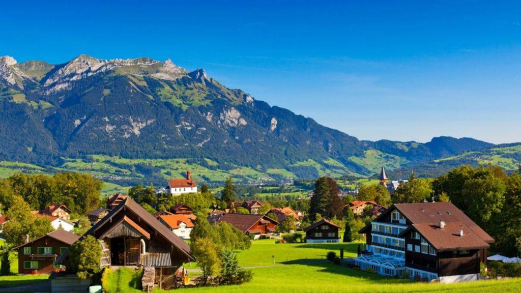 bằng tốt nghiệp của các trường đại học Thụy Sĩ được công nhận toàn cầu.