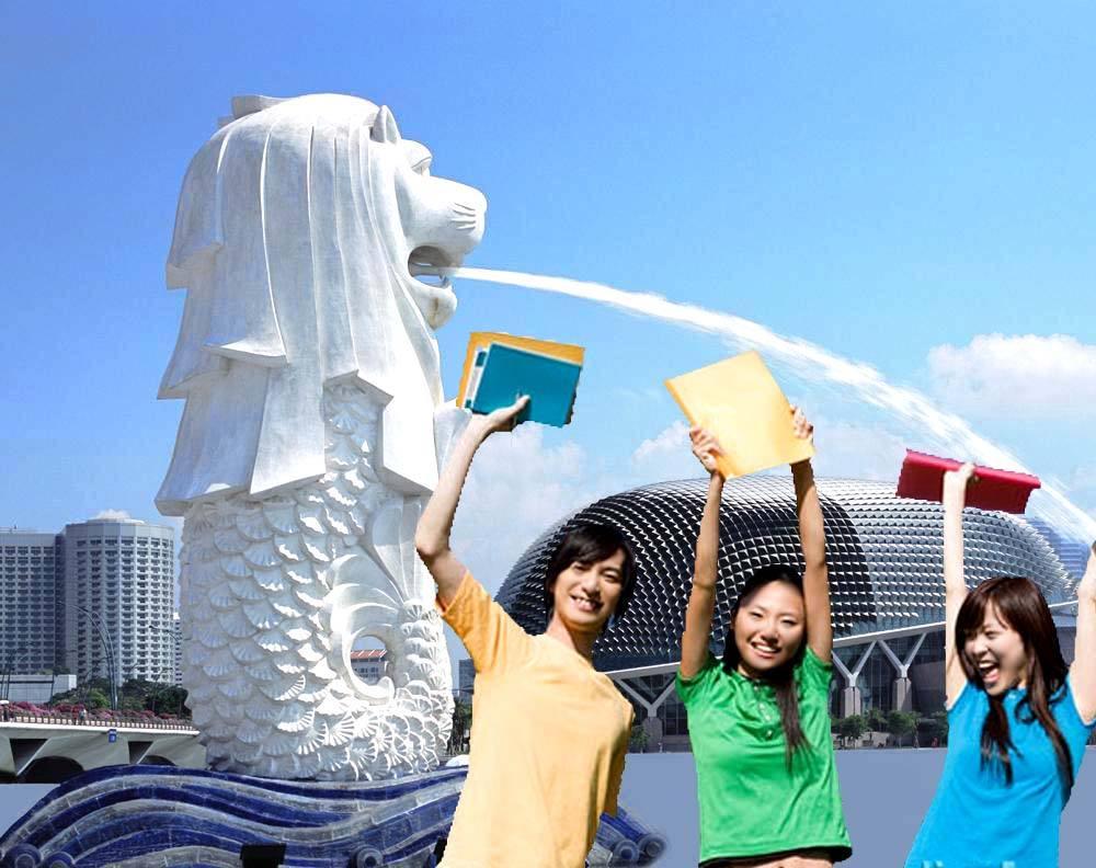 Học tiếng Anh tại Singapore không quá đắt đỏ.