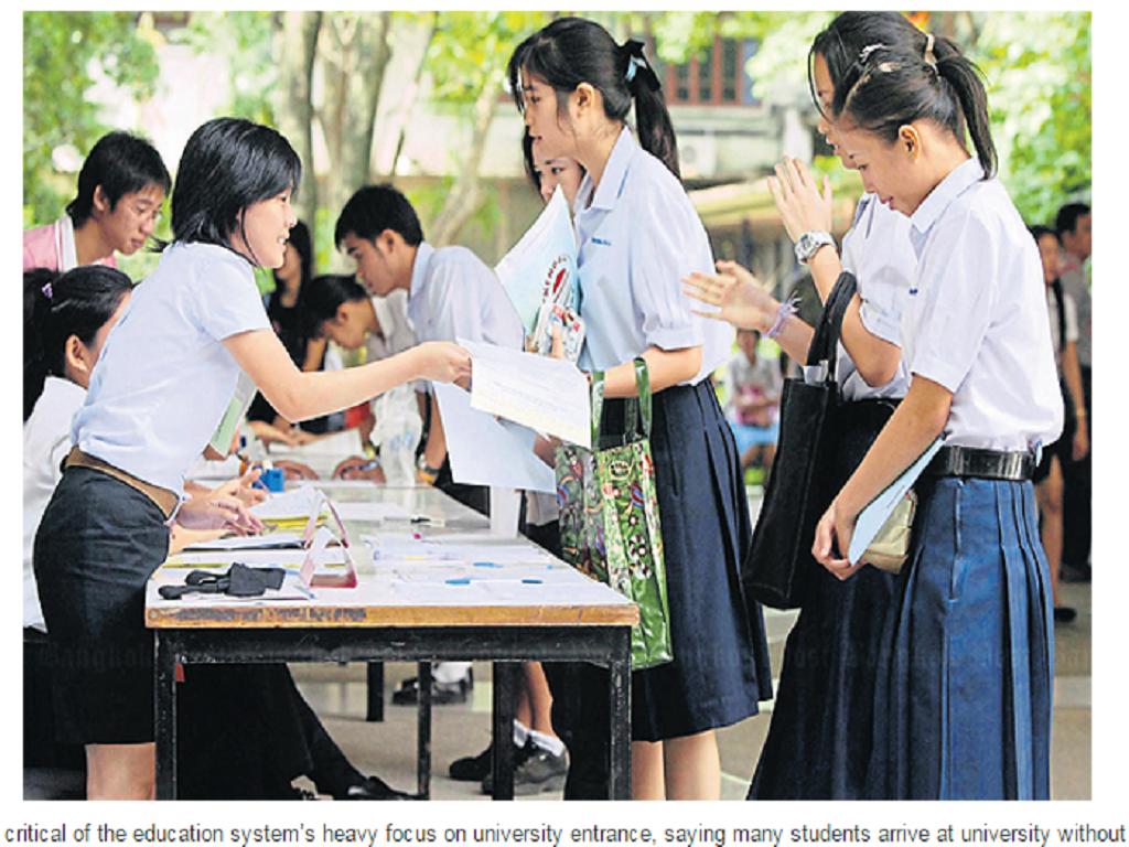 Đại học Bangkok có rất nhiều chương trình học bổng dành cho sinh viên