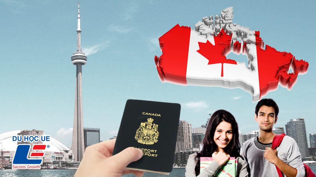 Canada thu hút rất đông các du học sinh theo học