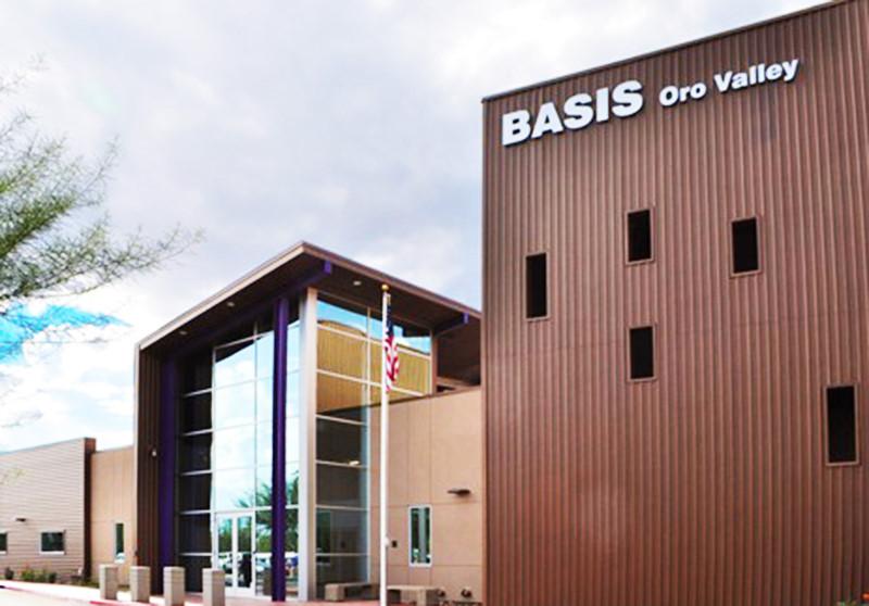 Ngôi trường BASIS Oro Valley.