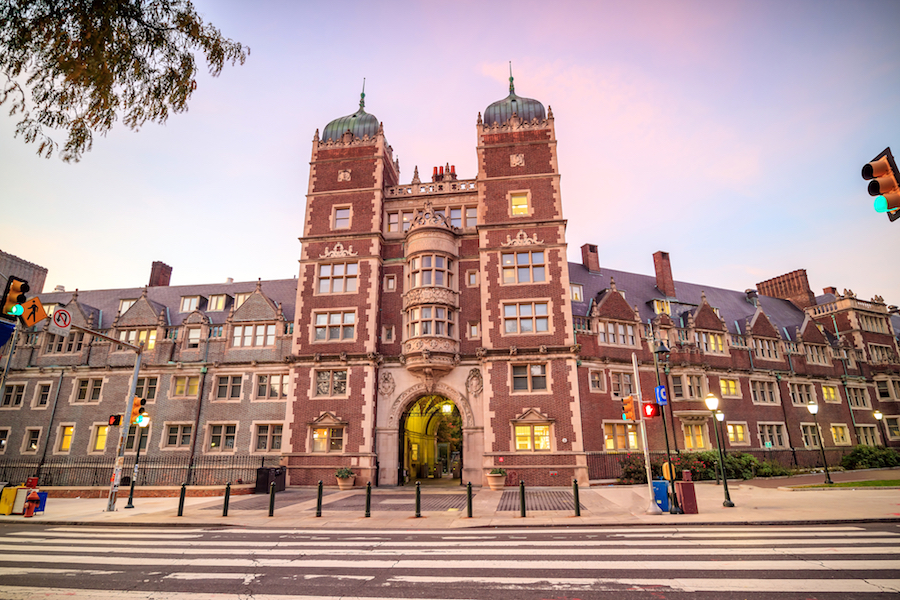 đại học University of Pennsylvania