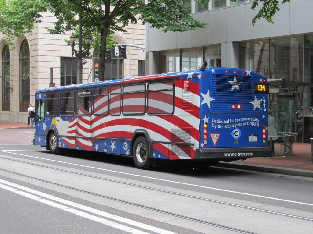 Phường tiện đi lại ở Mỹ