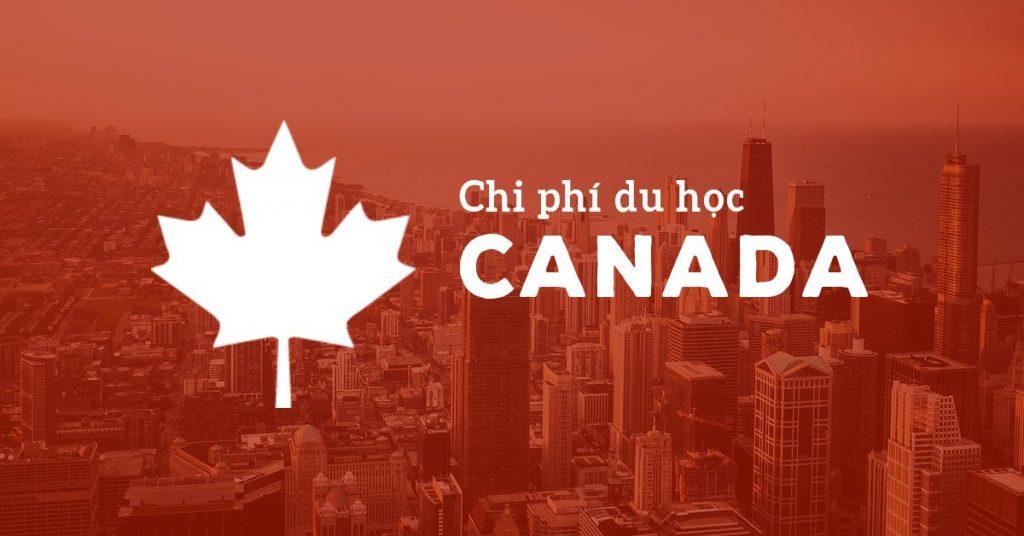 Học phí du học Canada