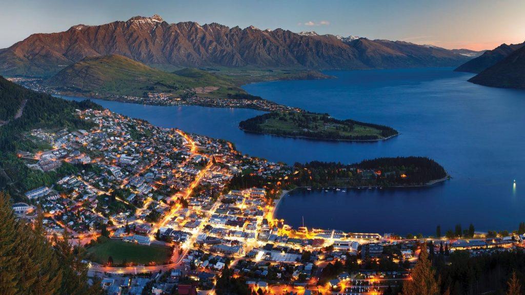 Chân trời du học hấp dẫn New Zealand.