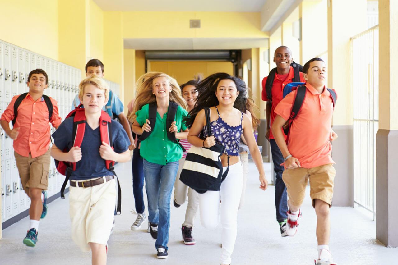 Du học Trung học tại Mỹ.