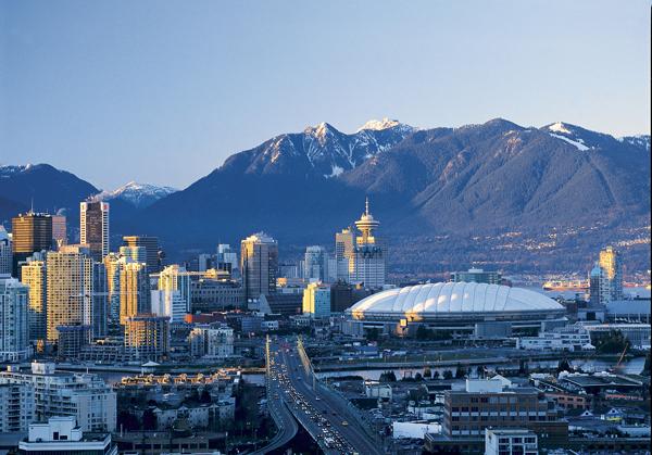 Canada có rất nhiều cảnh đẹp