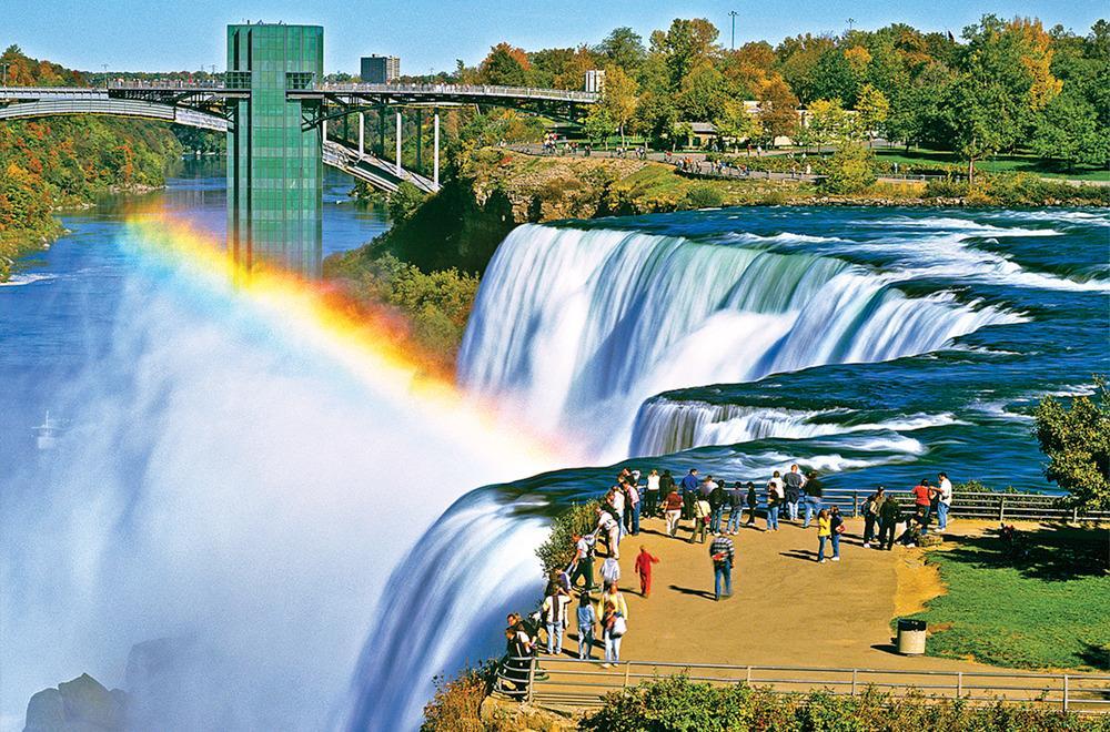 Hằng năm ngành Du lịch tại Canada với thu hút hàng chục triệu lượt du khách