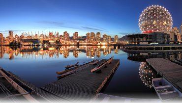 thành phố Vancouner, Canada