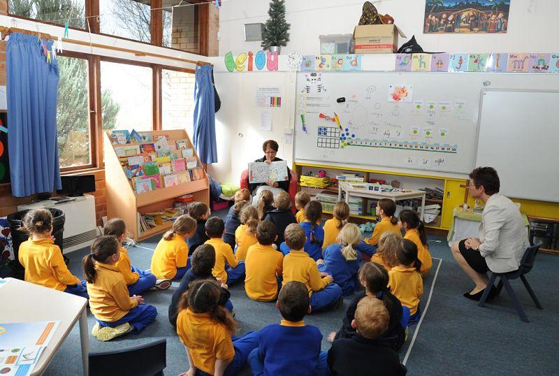 Du học Úc cho học sinh tiểu học