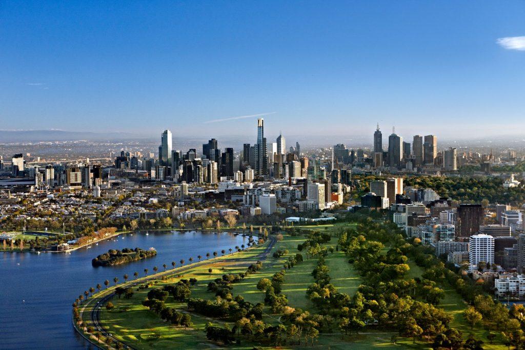 TP Melbourne, bang Victoria