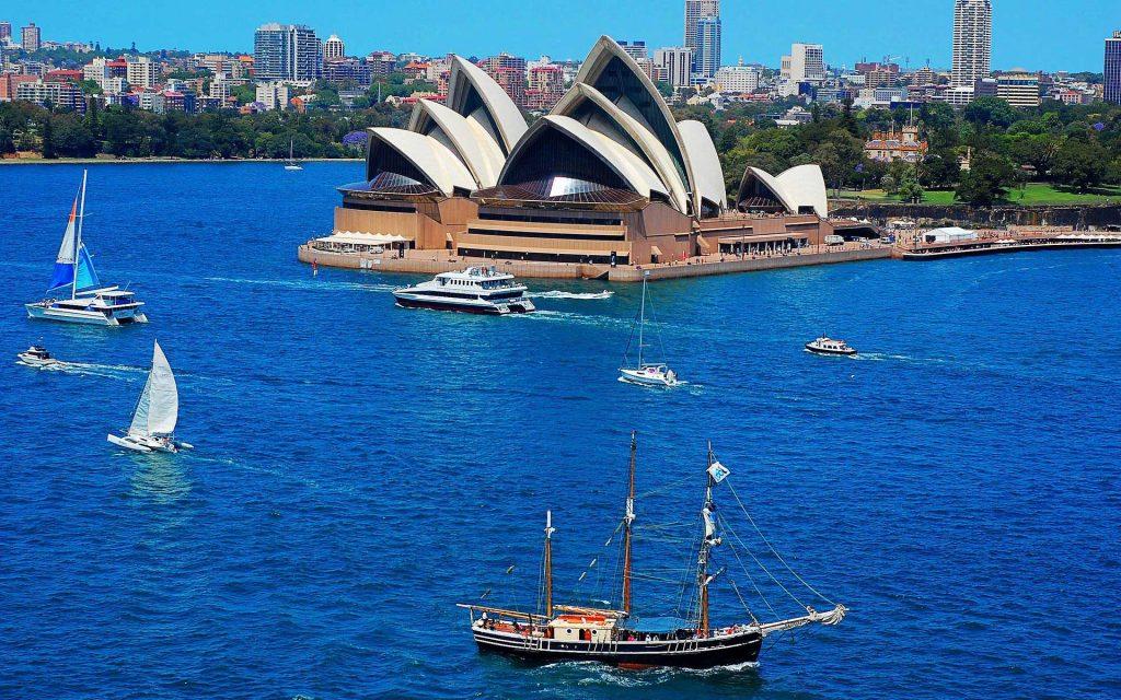 Chi phí du học Úc nhẹ nhàng hơn Mỹ