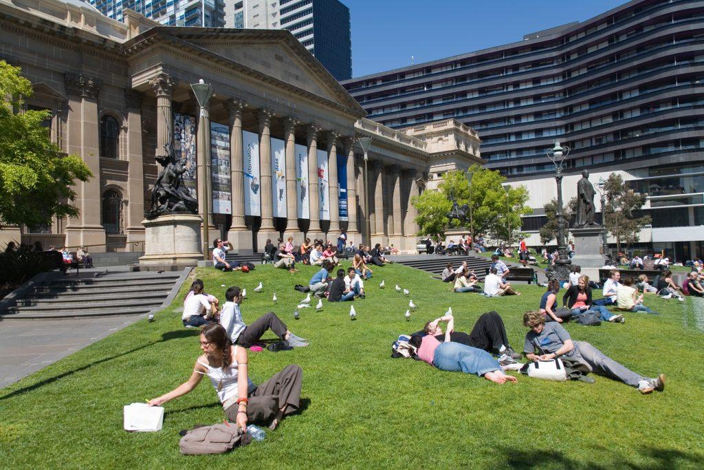 Chất lượng sống ở Úc cao hơn Mỹ