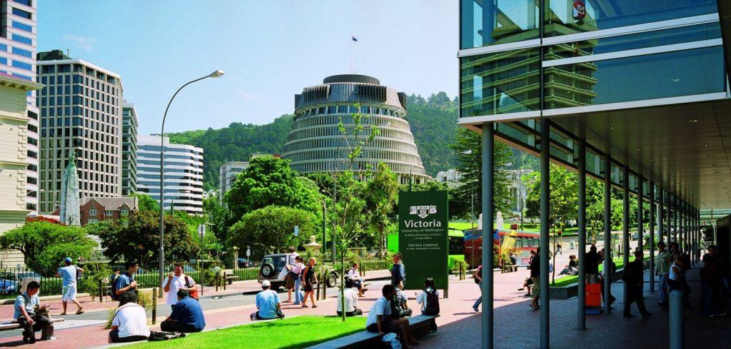 Săn học bổng du học New Zealand