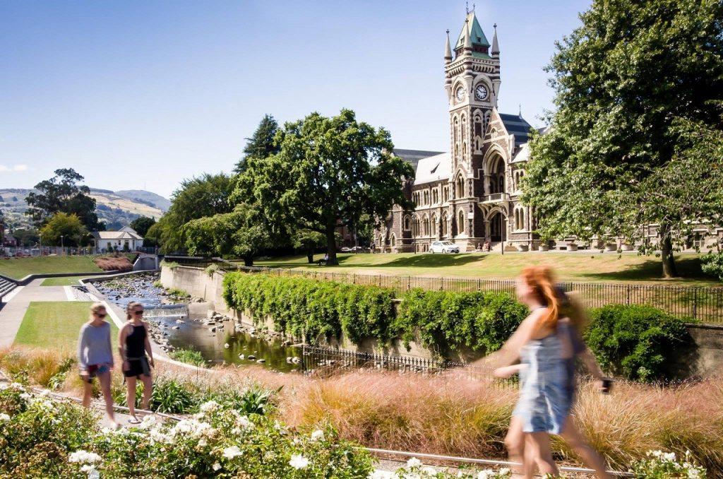 Mức chi phí ở các trường đại học tại New Zealand khác nhau