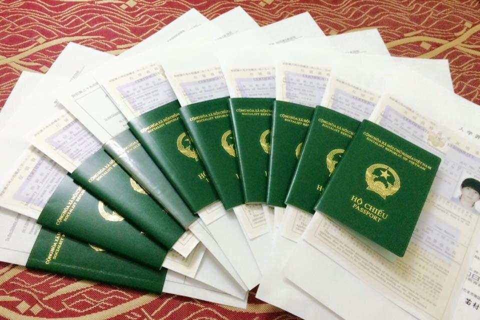 Hồ sơ đăng kí du học hè