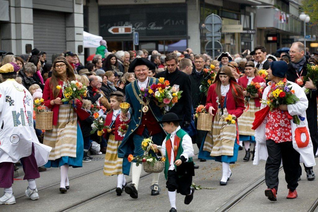 Nền văn hóa đa dạng, đặc sắc tại Thụy Sĩ