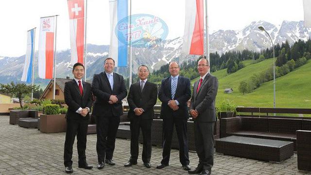 Chính phủ Thụy Sĩ đầu tư rất nhiều nguồn lực cho nền giáo dục