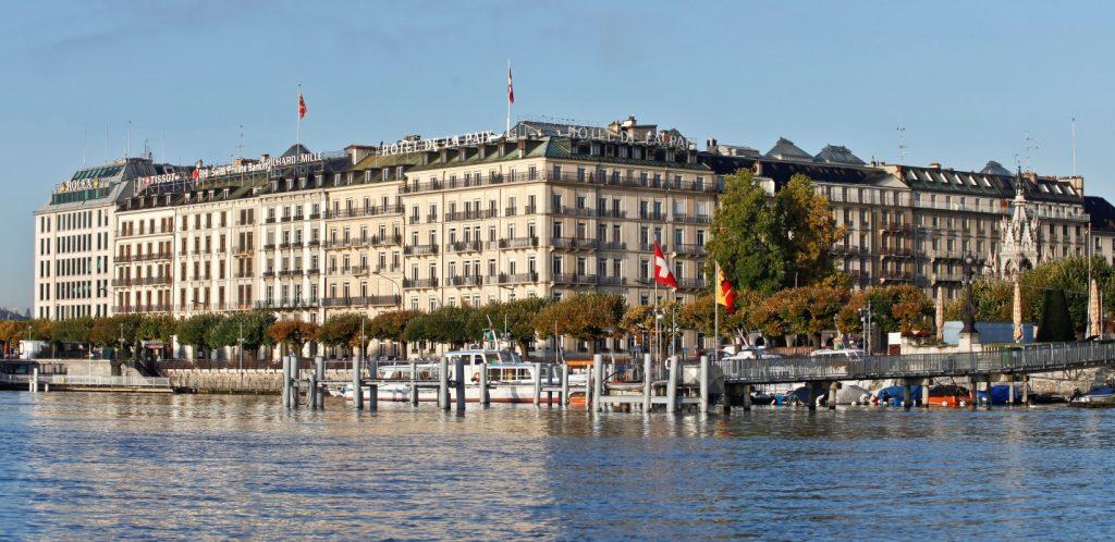 Đại học Kinh doanh và Tài chính Thụy Sỹ có rất nhiều du học sinh
