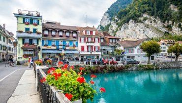 Thụy Sĩ được đáng giá là quốc gia đáng sống nhất trên thế giới