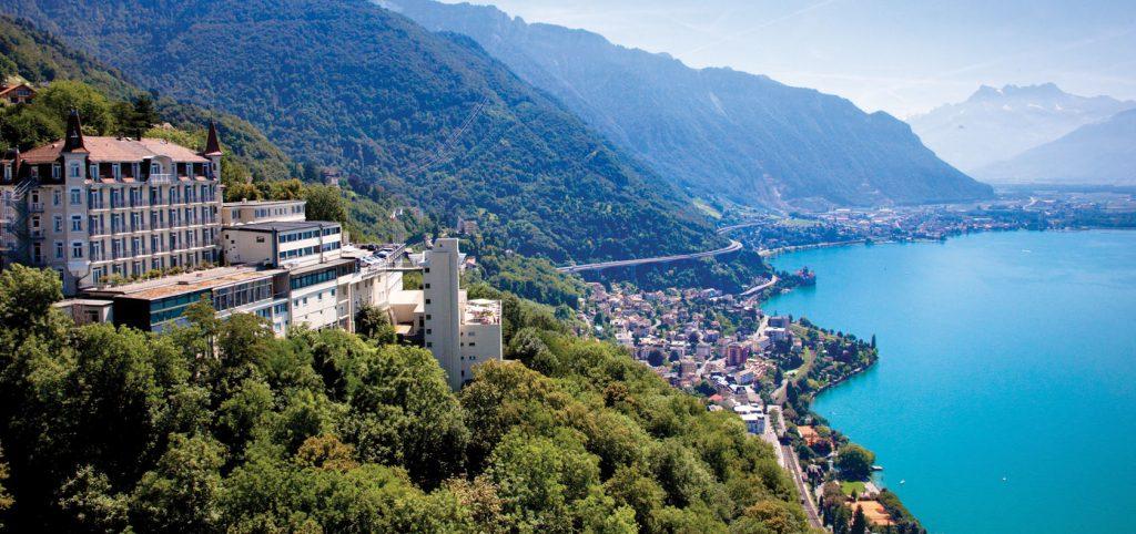 Trường Glion Institute of Higher Education xếp thứ 2 tại Thụy Sĩ về đào tạo ngành quản trị khách sạn