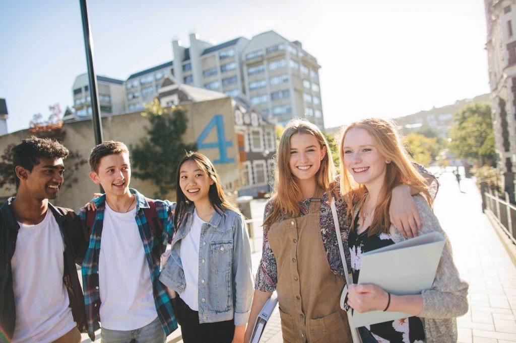 Người dân New Zealand nổi tiếng thân thiện, cởi mở và dễ gần