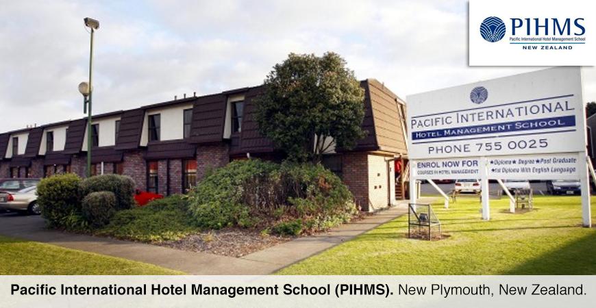 Trường đào tạo quản trị khách sạn hàng đầu tại New Zealand - PIHMS